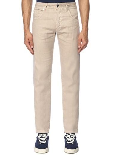 Marco Pescarolo Pantolon Sarı